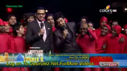 India's Got Talent Season 4 (17th November 2012) Part3
