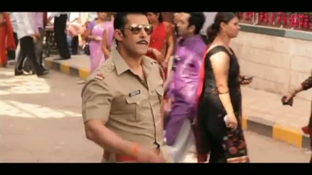 Dagabaaz Re Song Making - Dabangg 2 - Salman Khan, Sonakshi Sinha & Rahat Fateh Ali Khan