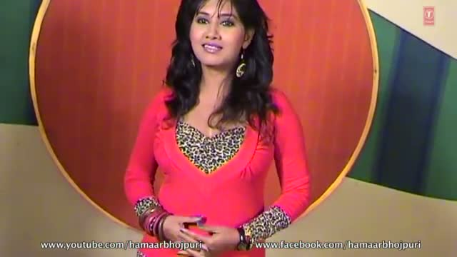 Bhojpuri actress Pratibha Pandey avatar on Hamaar Bhojpuri