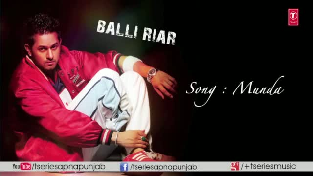 Munda - BY Balli Riar - From Album Step up & Dance