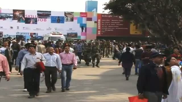 IITF registers footfall of 1 lakh 30 thousand visitors on Sunday
