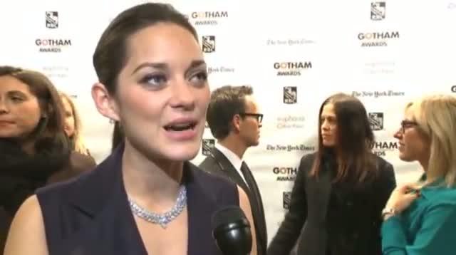 Stars Honored at Gotham Film Awards