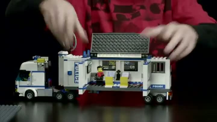 Occupy Wall Street: The Lego Set