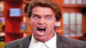 Every Arnold Schwarzenegger Scream. EVER.