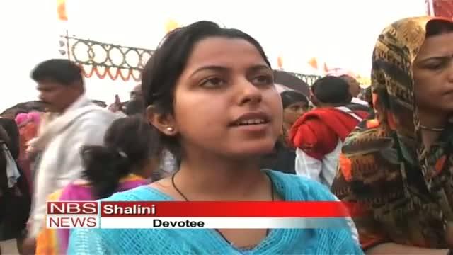 Kartik Purnima Varanasi greets 33 crore deities