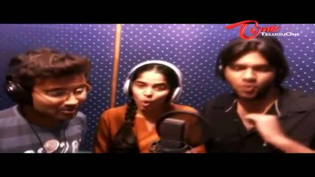 Lottery Movie - Idhi Chinna Cinema Song Recording Video - Telugu Cinema Movies