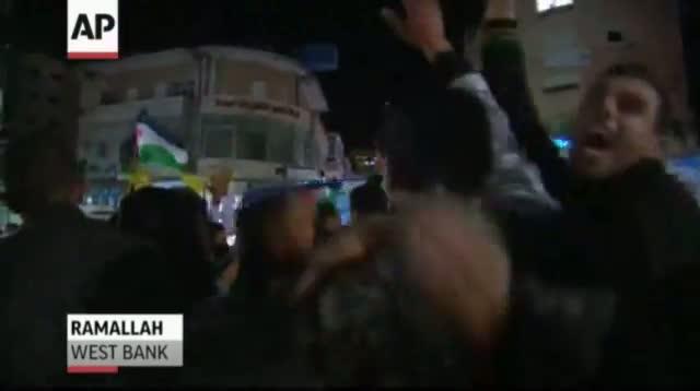 Raw - UN Vote Recognizes State of Palestine