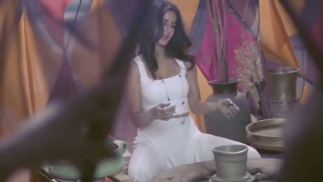 Behind the Scenes - Titan Raga TV Commercial with Katrina Kaif