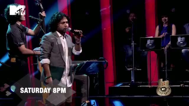 MTV Unplugged Season 2 - Daro Na Rang Promo - Kailasa