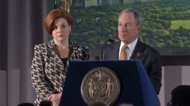 Bloomberg: Subway Death a 'Great Tragedy'
