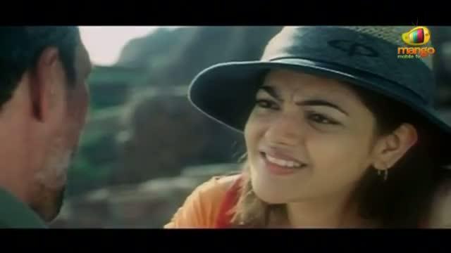 Rana Movie Scenes - Nana Patekar having a good time with Kajal Agarwal  - Arjun, Kajal Agarwal - Telugu Cinema Movies