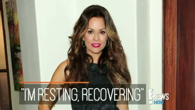 Brooke Burke Cancer: Before Surgery, 'Dancing With The Stars' Cohost Helped By Family, Friends