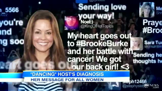 Brooke Burke Cancer Announcement Video: Star Reveals Thyroid Cancer Diagnosis to Fans