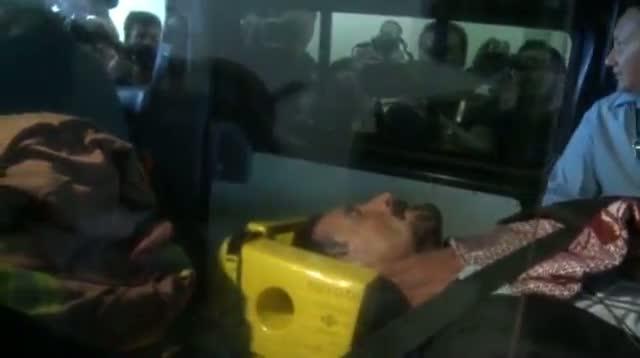 Raw - McAfee Hospitalized in Guatemala