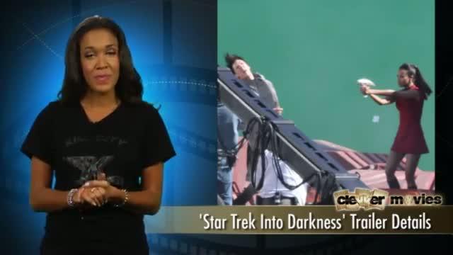 'Star Trek Into Darkness' Trailer Details Revealed