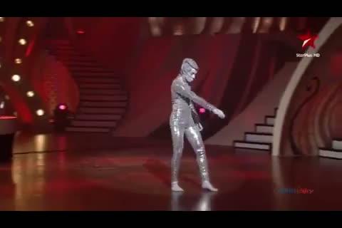 Ankan Sen Best Robotic Dance in Just Dance
