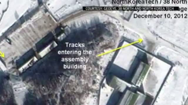 NKorea Springs Surpise With Rocket Launch