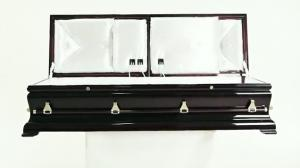 The CataCoffin - A $35,000 Coffin With Sound System