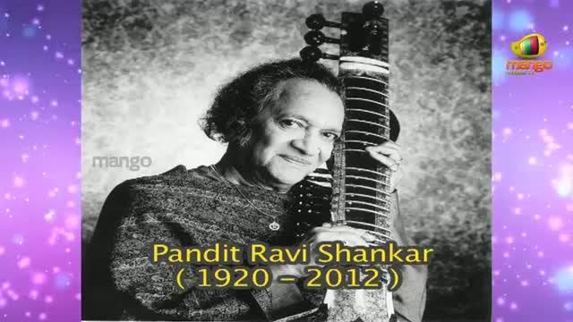 Tribute To Pandit Ravi Shankar