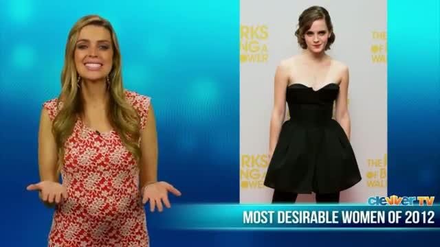 Jennifer Lawrence 'Most Desirable Woman,' Kim K barely makes List