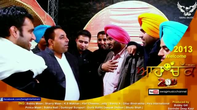 Aa Chak 2013 - [Swag Music] - Latest Punjabi Songs