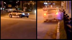 Street Drifter Vs Curb