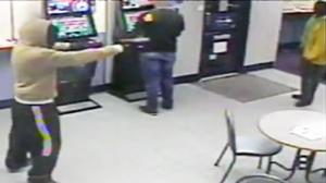 Rugby Player Tackles Robber Who Has A Gun