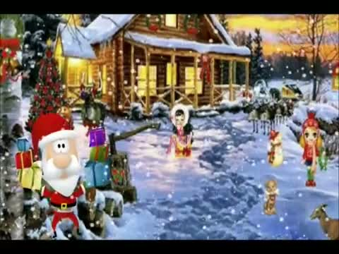 Christmas Song For Children - Rudolph The Red Nosed Reindeer