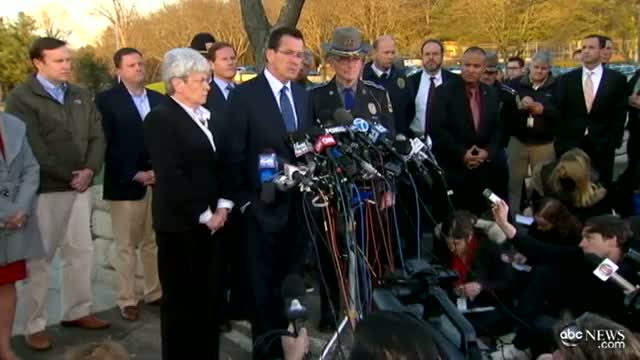 Connecticut School Shooting at Sandy Hook Elementary: Gov. Dan Malloy 'You Can Never Be Prepared'