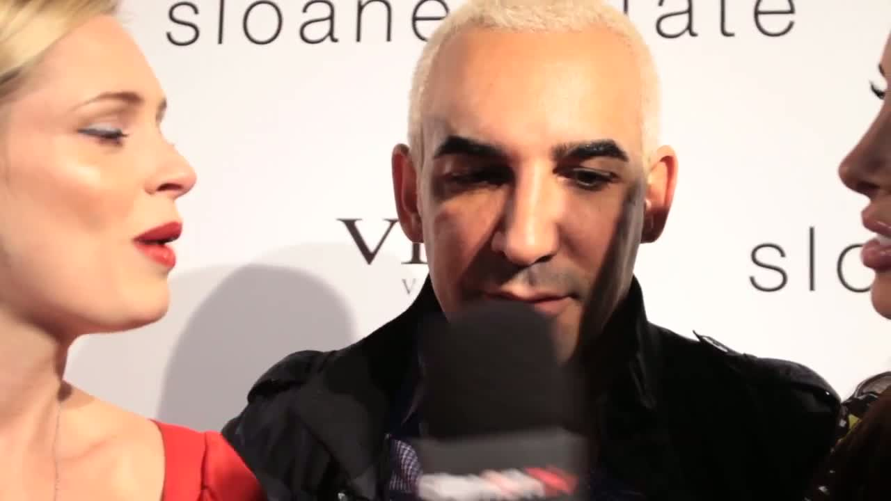 Alki David's Fart Promptly Ends Interview