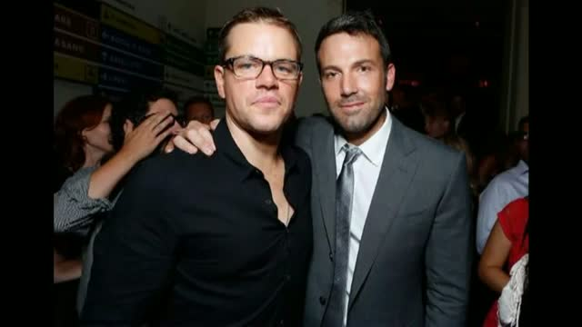Matt Damon On Gay Rumors: Not Worth Addressing Because There's Nothing Wrong With Homo$exuality