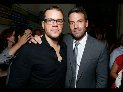 Matt Damon discusses Liberace, kissing Michael Douglas and gay rumors