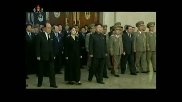Raw - Is N. Korea's First Lady Pregnant?