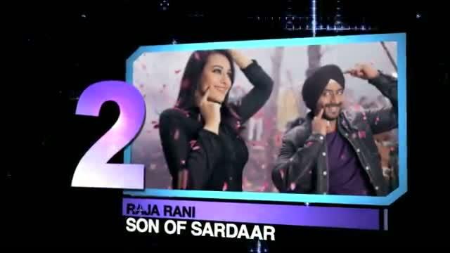 Bollywood Top 5 Songs