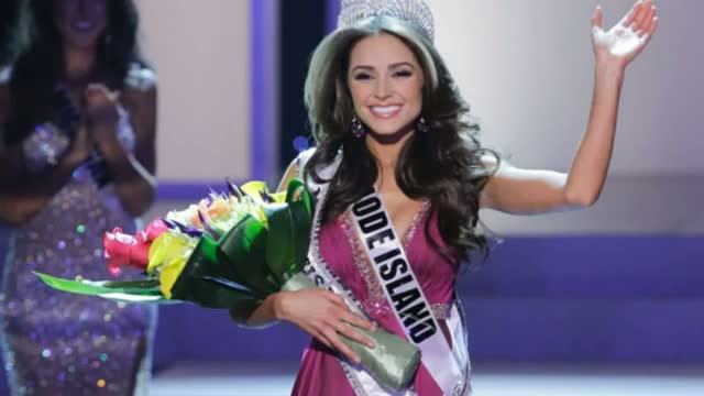 """Miss USA Olivia Culpo's First Duty as Miss Universe: Getting """"Giggy With It"""""""