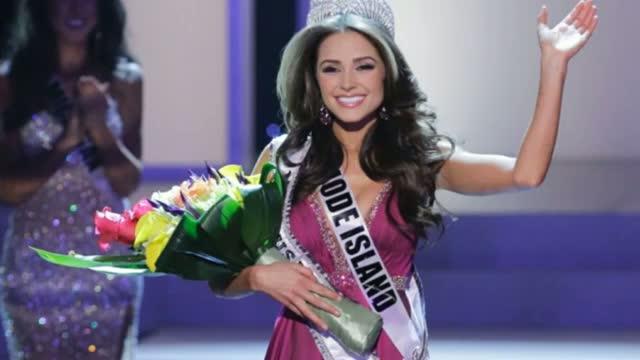 New Miss Universe 2012 - Winner USA Olivia Culpo (Ganadora Miss Universo 2012)