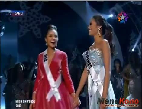 Miss Universe 2012 Winner is USA Olivia Culpo