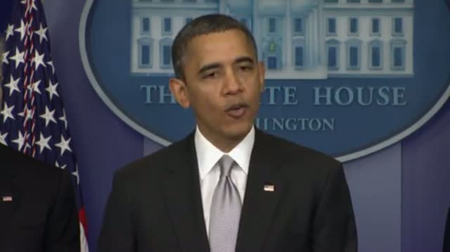 Obama: Give Me Gun Proposals by January