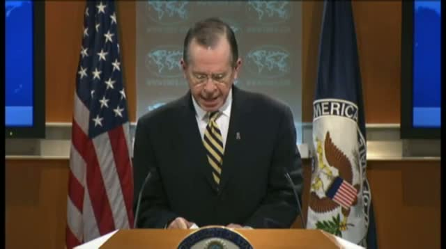 Mullen: Benghazi Security 'Grossly Inadequate'