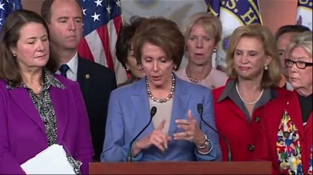 Pelosi: Calif. Rep. to Lead Gun Task Force