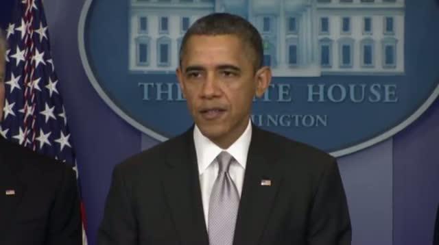Obama Sets January Deadline for Gun Proposals