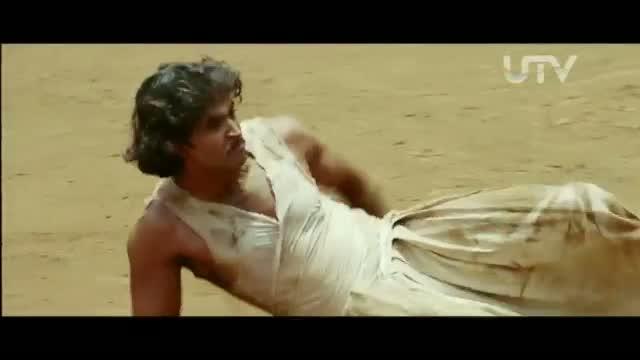 Jodhaa Akbar - 2008 - Elephant Fight Scene  - Hrithik Roshan