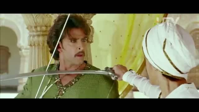 Jodhaa Akbar - 2008 - Sword Fight Scene  - Hrithik Roshan - Aishwarya Rai
