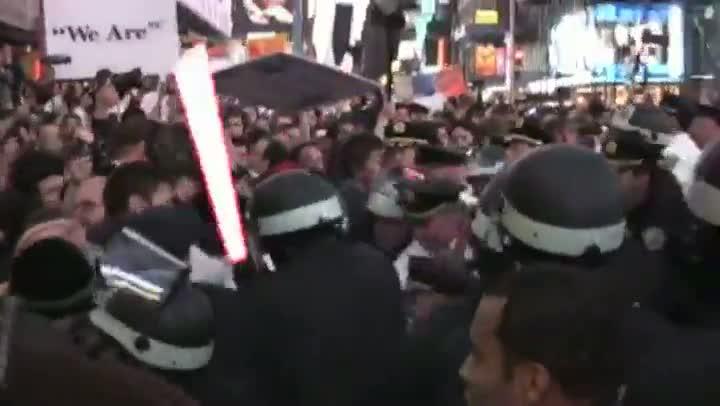 Occupy Wall Street vs. The Empire