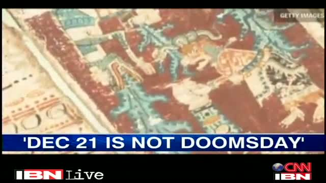 World not to end on Dec 21, 2012 as Mayan calendar predicted