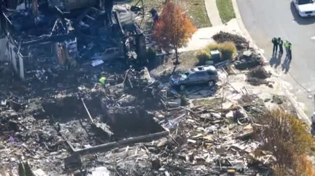Officials: 3 Set Deadly Ind. Blast for Insurance