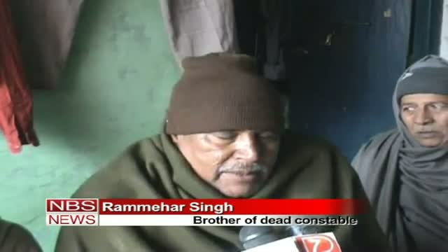 Constable injured in protest succumbs to injury
