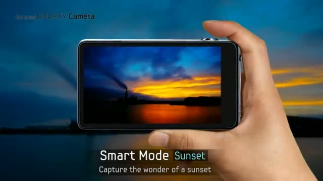 [Samsung GALAXY Camera] - Introducing Samsung GALAXY Camera