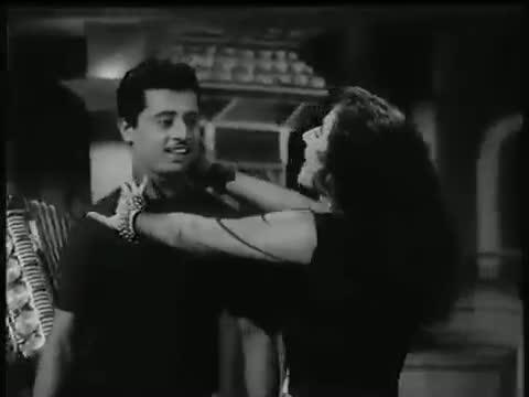 Dekhke Teri Nazar - Howrah Bridge - Madhubala & Ashok Kumar - Bollywood Classic Song