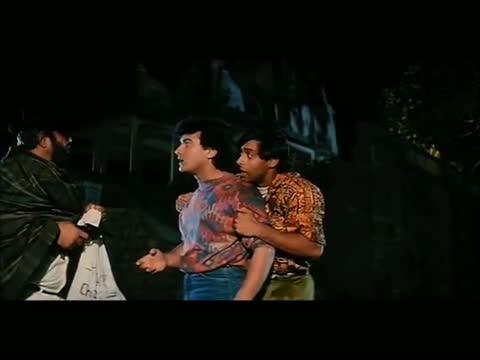 Andaz Apna Apna - Best scene - Aamir Khan, Salman Khan & Paresh Rawal